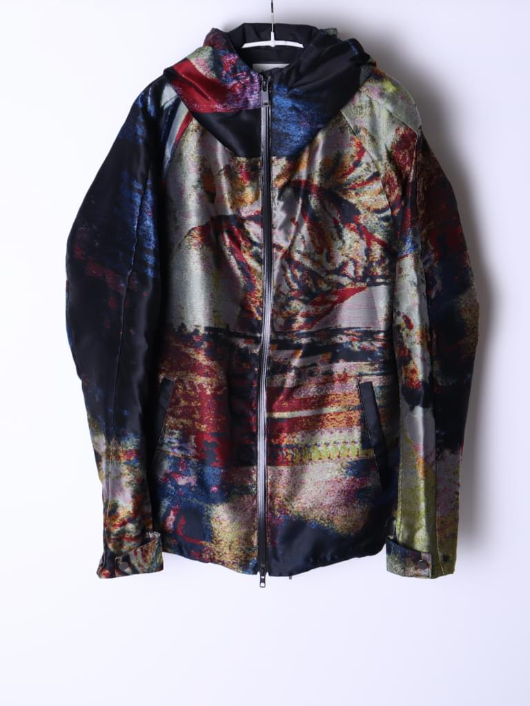 Glitch Sculpture Jacket/MALTI